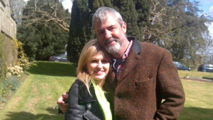 Neil Morrissey and Elisabeth Barat In Crucible of The Vampire