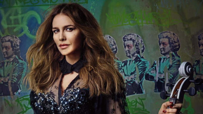 Saffron Burrows returns for third series of Mozart In The Jungle