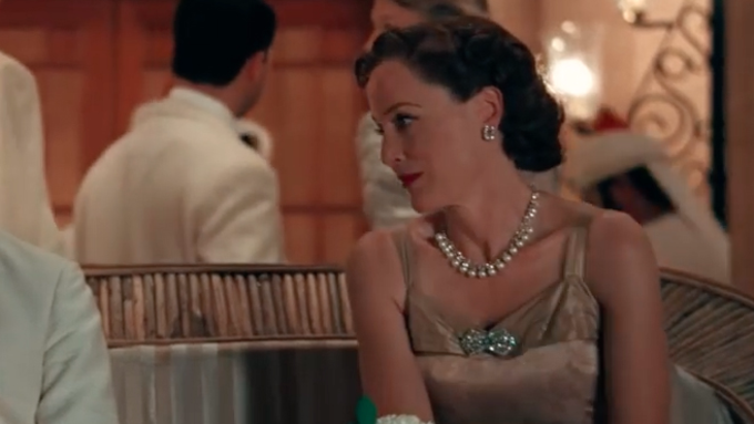 Gillian Anderson in Viceroy's House