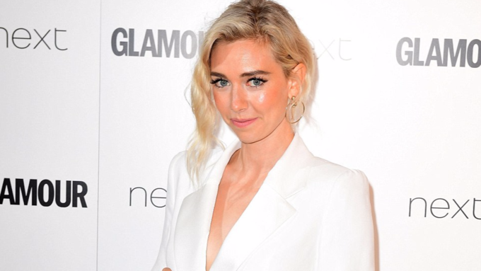 Vanessa Kirby wins at Glamour Awards