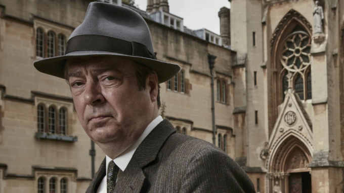 See Roger Allam in new episode of Endeavour