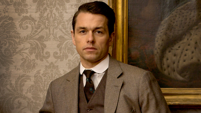 Julian Ovenden Sings For Downton Abbey