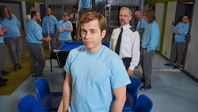 First look at Kevin Bishop in Porridge