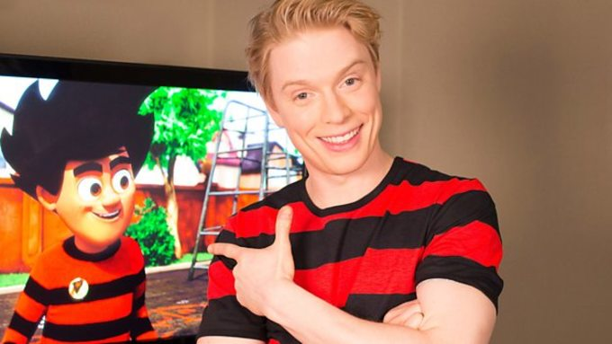 Freddie Fox Is The New Dennis!