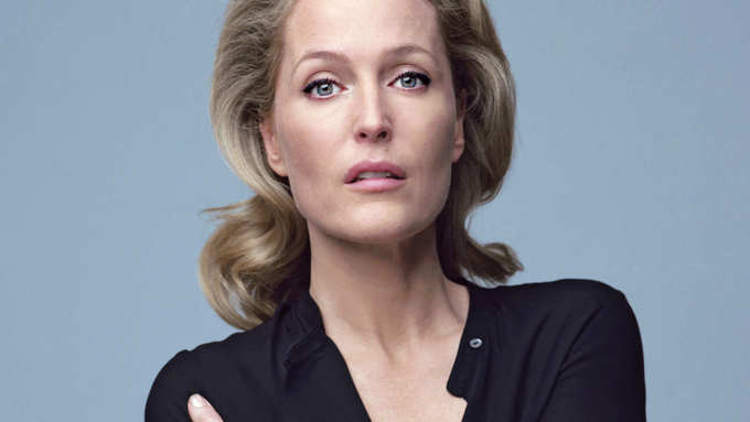 Gillian Anderson confirmed for brand new X Files!