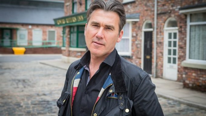 Ian Kelsey joins Coronation Street!