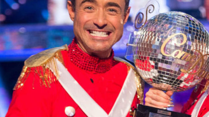 Joe McFadden crowned Strictly champ!