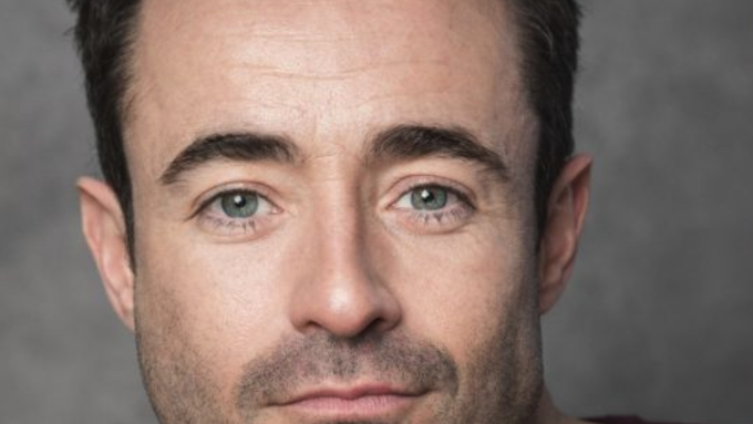 Joe McFadden in The House On Cold Hill