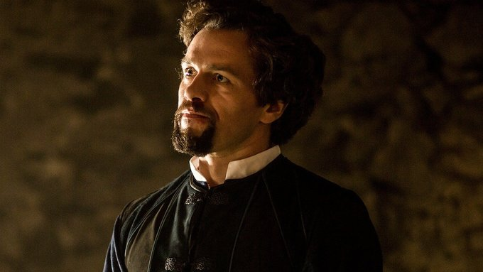 Julian Ovenden in Knightfall