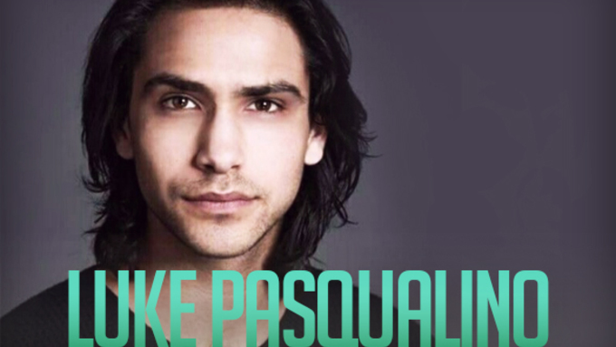 Luke Pasqualino joins Another Tongue!