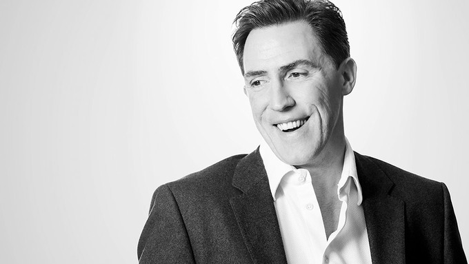 Rob Brydon takes centre stage in new comedy production 'The Painkiller'