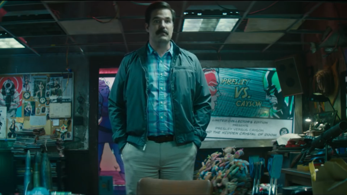 Rob Delaney in Deadpool 2