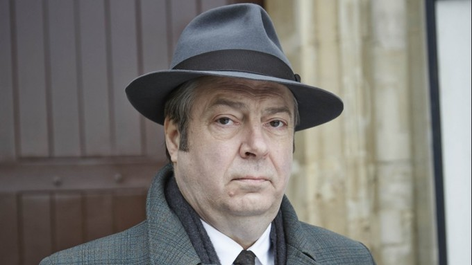 Roger Allam In Endeavour Series 4
