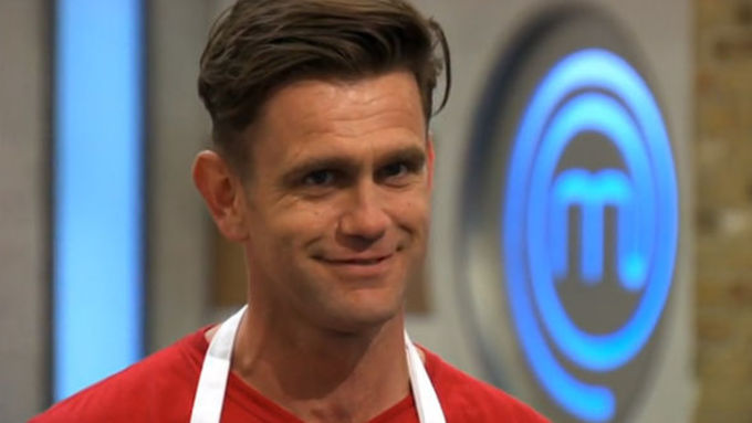 Scott Maslen Reaches Semi Finals of Celebrity Masterchef