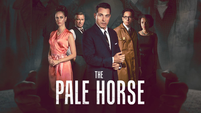 Sean Pertwee stars in The Pale Horse