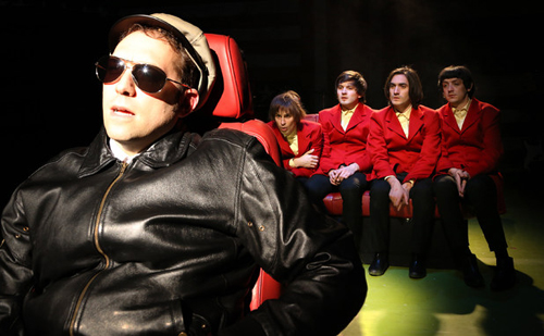 Ben Caplan In The Hit Musical 'Sunny Afternoon'
