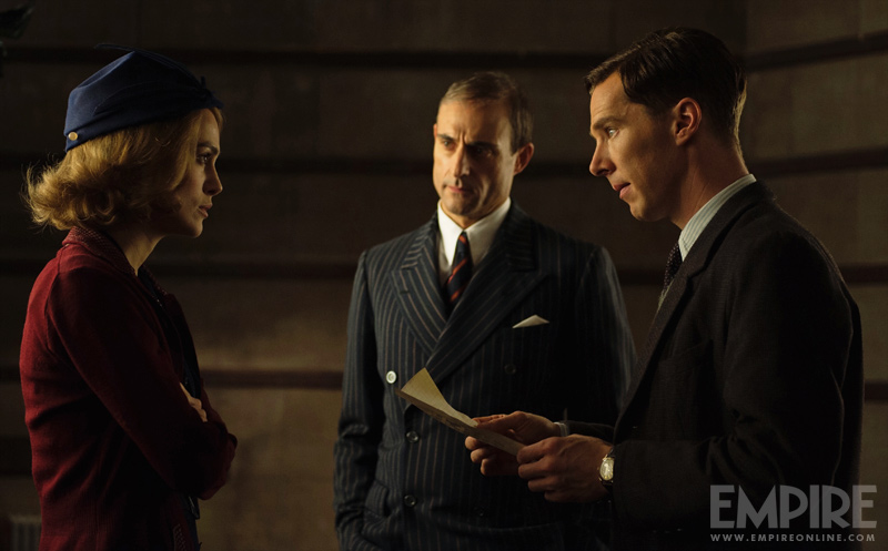 Mark Strong In The Imitation Game