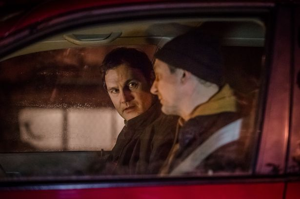 The Driver with David Morrissey and Ian Hart