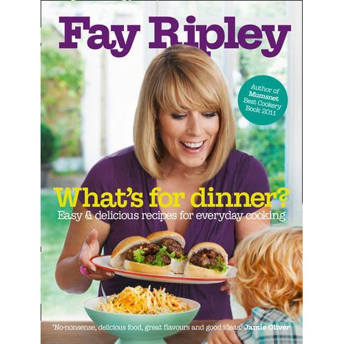 Fay Ripley Asks What's For Dinner?