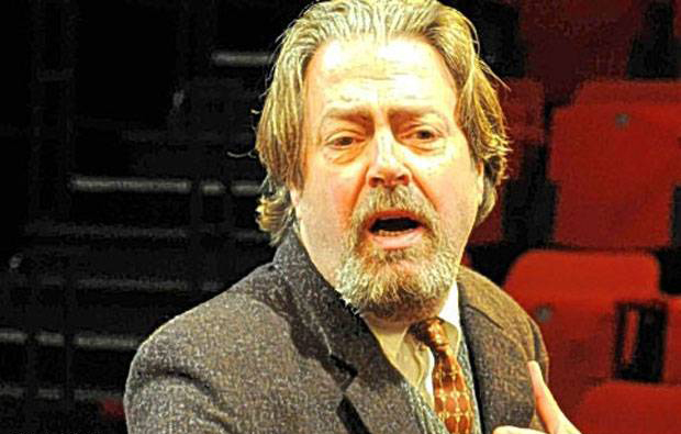 Roger Allam is Uncle Vanya