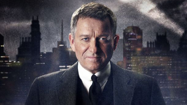Sean Pertwee in Gotham